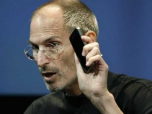 Steve Jobs mad