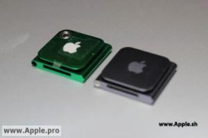 iPod Nano Camera