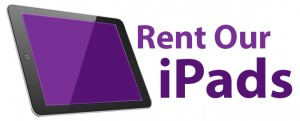 iPad Rentals from Rentacomputer.com