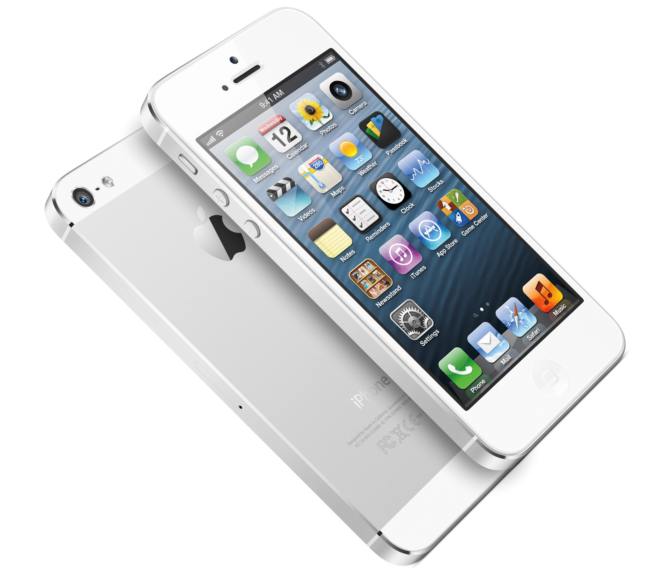 Apple iPhone 5 white